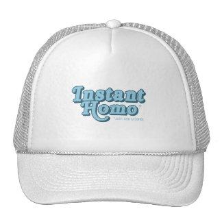 Instant Homo Mesh Hats