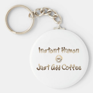 Instant Human Keychain