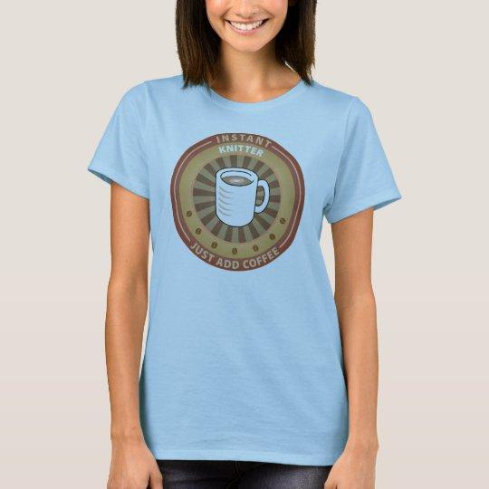Instant Knitter T-Shirt