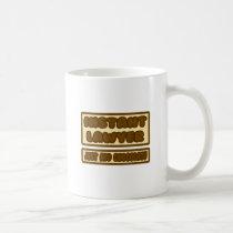 Instant Lawyer ... Just Add Chocolate Classic White Coffee Mug
