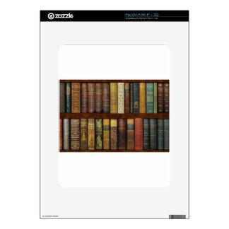 Instant Library Bookcase de Monsieur Calcomanía Para iPad