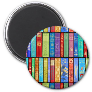 Instant Library ~ Story Time ~Light and Bright Magnet