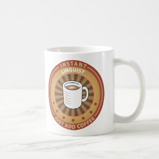 Instant Linguist Coffee Mug