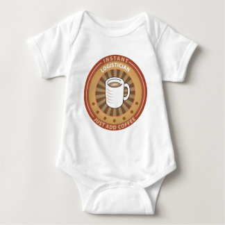 Instant Logistician Baby Bodysuit