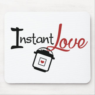Instant Love Pressure Cooker Mouse Pad