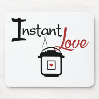 Instant Love Pressure Cooker Steam Mouse Pad
