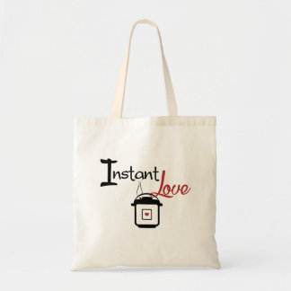 Instant Love Pressure Cooker Steam Tote Bag