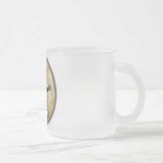 INSTANT LPN - ADD COFFEE  LICENSED PRACTICAL NURSE FROSTED GLASS COFFEE MUG