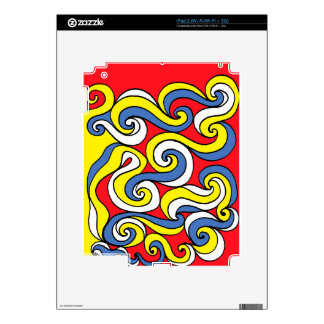 Instant Merit Lucky Inventive Skins For The iPad 2