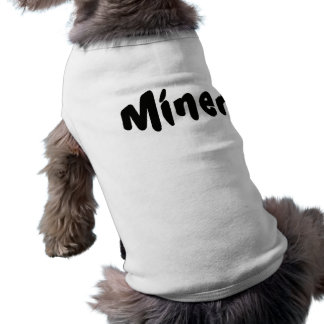 Instant Miner Dog Costume Tee
