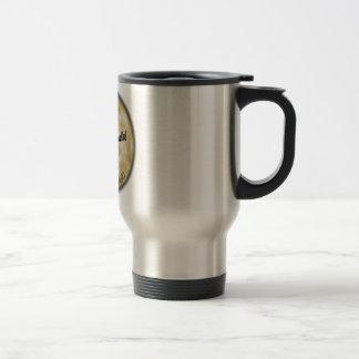 INSTANT MLT - ADD COFFEE - MEDICAL LABORATORY TECH 15 OZ STAINLESS STEEL TRAVEL MUG