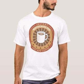 Instant Motocross Fan T-Shirt