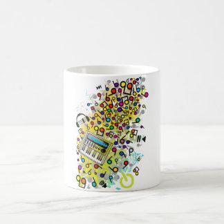 Instant_Music Coffee Mug