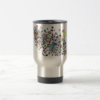 Instant_Music Travel Mug