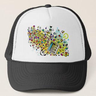 Instant_Music Trucker Hat