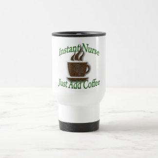 Instant Nurse Travel Mug