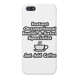 Instant Occ Health Specialist .. Just Add Coffee Covers For iPhone 5