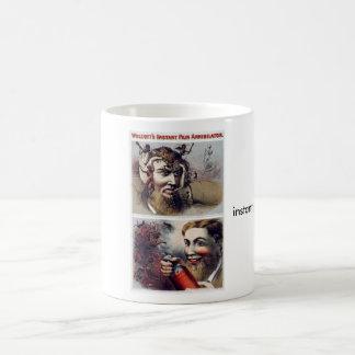 instant pain annihilator coffee mug