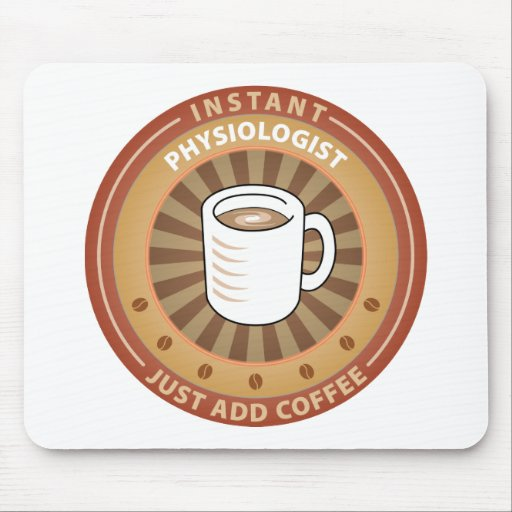 Instant Physiologist Mouse Mats