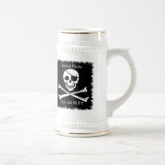 Instant Pirate Beer Stein