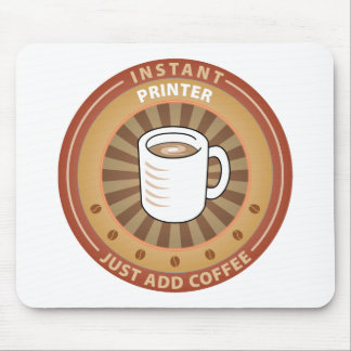 Instant Printer Mouse Pad