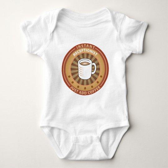 Instant Receptionist Baby Bodysuit