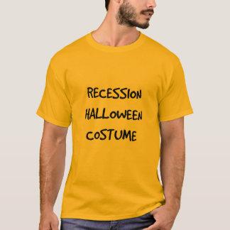 Instant Recession Costume T-Shirt