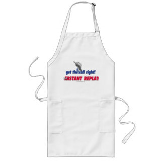 Instant Replay... Long Apron