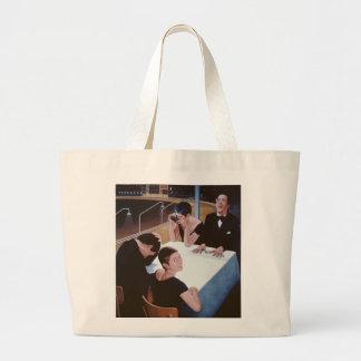 Instant Result 1980 Large Tote Bag
