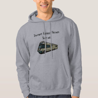 Instant RETIRED person, just add RV Hoodie