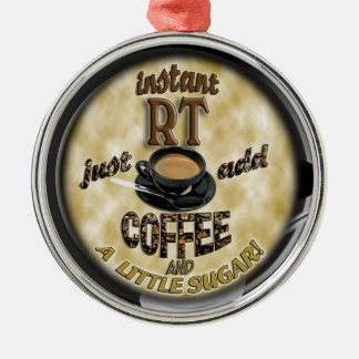 INSTANT RT - RADIOLOGY TECH -  CHRISTMAS ORNAMENT