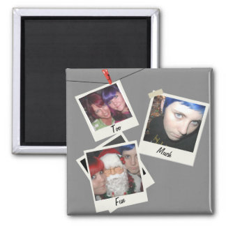 Instant Snapshot Add Your Photo Magnet