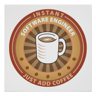 Instant Software Engineer Poster