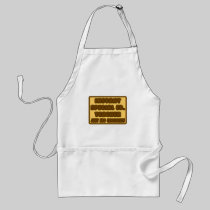 Instant Special Ed. Teacher ...Add Chocolate Apron