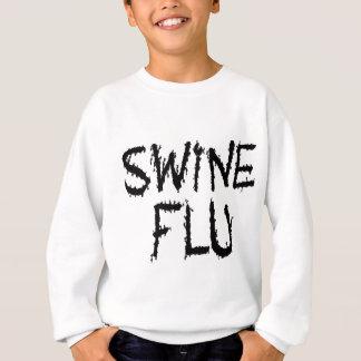 Instant Swine Flu Costume Sweatshirt