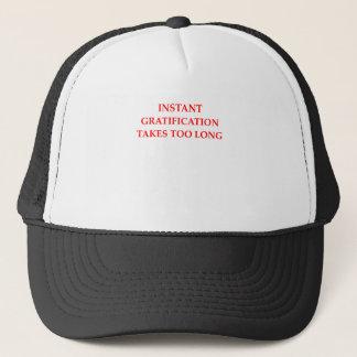 INSTANT TRUCKER HAT