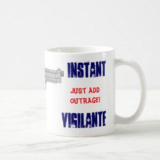 Instant Vigilante Coffee Mug