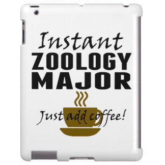 Instant Zoology Major Just Add Coffee