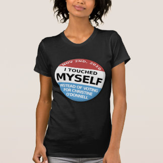 ...Instead Of Voting For Christine O'Donnell T-Shirt