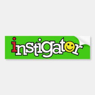 Instigator Bumper Sticker