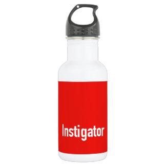 'Instigator' water bottle