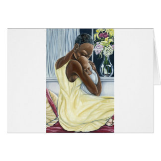 Instinctual Mother Child Collection Card