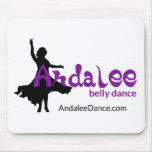 Instinto de la danza de Belly de Andalee