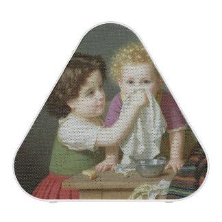Instinto maternal, 1872 altavoz