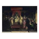 Institución de la orden del Templars Postal