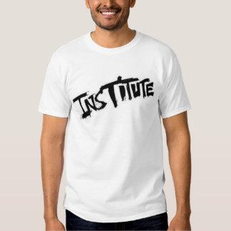 Institute (3) t shirt