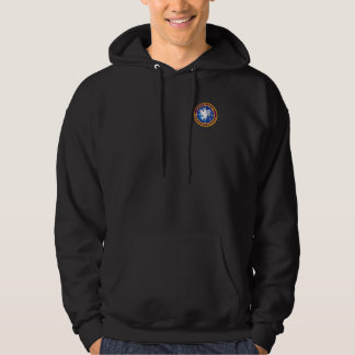 Institute for the Diplomatically Challenged Hoodie