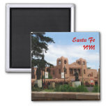 Institute of American Indian Arts Museum 2 Inch Square Magnet