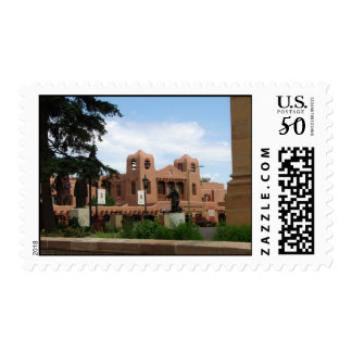 Institute of American Indian Arts Museum Postage