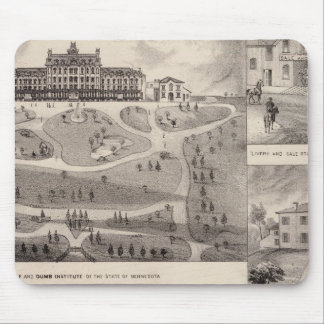 Institute of Disabilities in Minnesota Mouse Pad